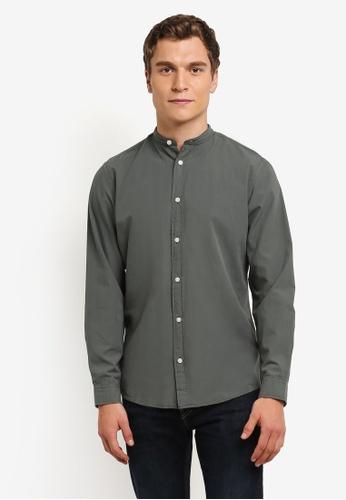 Jack & Jones green Jorjeppe Shirt JA987AA0RRE1MY_1