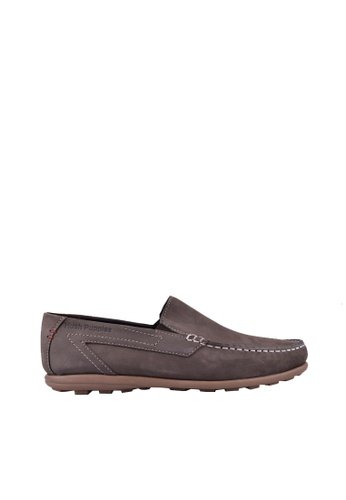 Hush Puppies brown Hush Puppies KERSEY ANCHOR In  Dark Brown 4037ASHBD53456GS_1