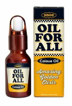 Oil for All Caiaue Oil Amazing Golden Elixir
