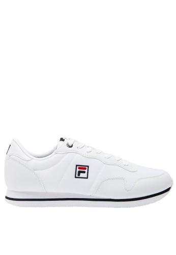 FILA white RJ-HORIZON Sport Shoes 6ABA8SH7FE5BFFGS_1