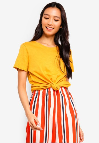 The Crew T Shirt - Sunflower - Cotton On