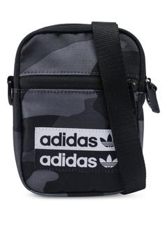 32e2f1e5be3 adidas multi adidas Originals Camo Fest Bag BD39BAC2388817GS_1