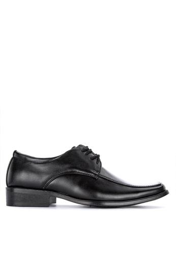 H2Ocean black Kabelo Men's Formal Laced-up Shoes 196B3SH729EDA0GS_1