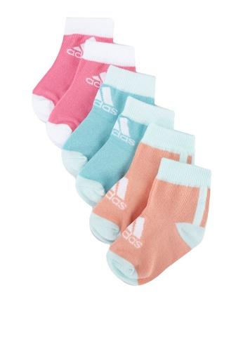 ADIDAS multi ankle socks 3 pairs 13A05KC34B403EGS_1