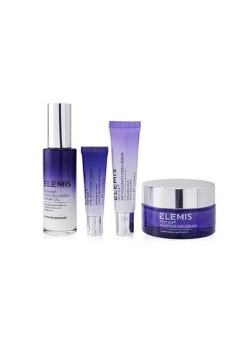 ELEMIS ELEMIS - Peptide 24/7 High Performers Set: Adaptive Day Cream 50ml+ Night Recovery Cream-Oil 30ml+ Hydra-Serum 10ml+ Eye Cream 5ml 4pcs 26E91BE2291E11GS_1