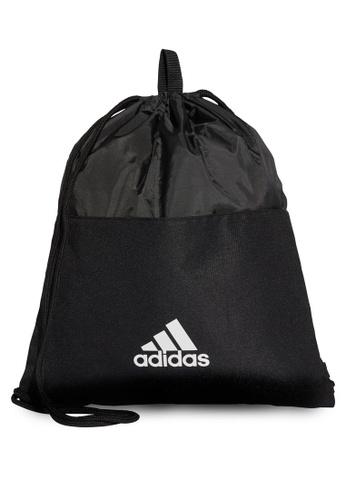 4d16dcba55d4a adidas black adidas 3s gymbag 63999AC38F821AGS 1