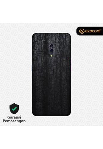 Exacoat Oppo Reno 3M Skins Dragon Black - Cut Only 38795ES3DA5365GS_1