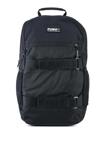 PUMA black Street Backpack 250A5ACC5DAC9DGS_1