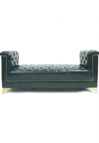 Choice Furniture green Choice Furniture - Sofia Bench 62EFEHL40FA02FGS_1