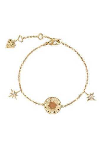 Wanderlust + Co gold Tarot Gold Bracelet 65923ACA6370ECGS_1