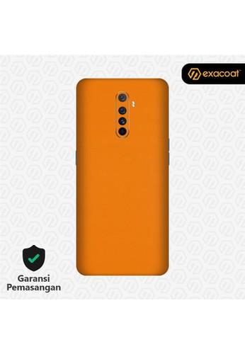 Exacoat Realme X2 Pro 3M Skins True Colors - Pumpkin Orange 306D5ESD7A6E4BGS_1