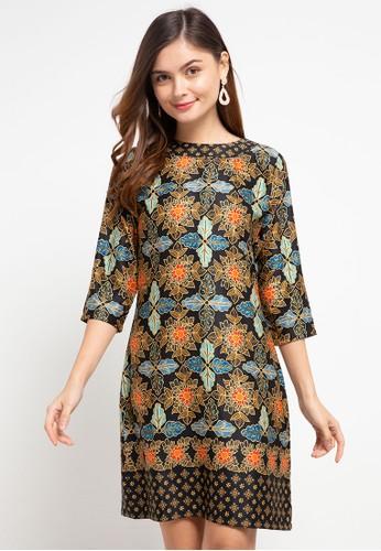 bhatara batik navy CATARINA 48993AA75DD002GS_1