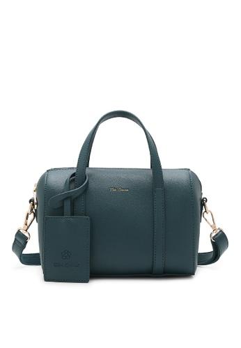 Wild Channel blue Women's Hand Bag / Top Handle Bag 22FAAAC2350A06GS_1