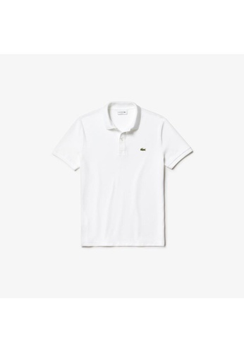 Lacoste Lacoste Men's Mini Pique Stretch Polo 2C457AAD39B466GS_1
