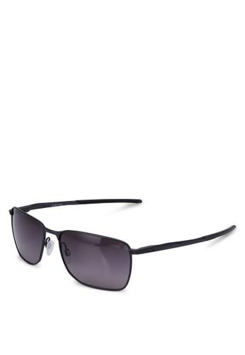 Oakley grey Ejector 0OO4142 Sunglasses 2D619GL754ED8CGS_1
