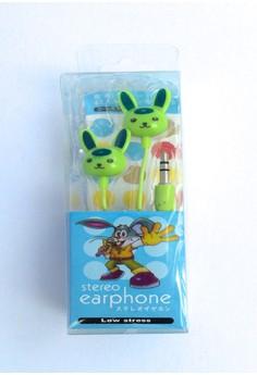 Rabbit Earphones