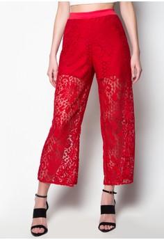 Seductive Lace Pants
