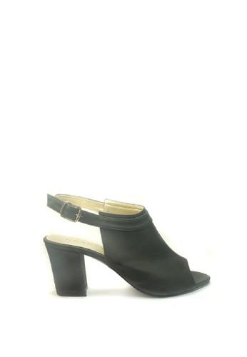 Beauty Shoes black Blaze Beauty Heels Black BE516SH69YUKID_1