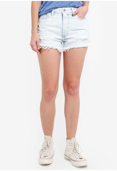 Super Light Destroy Annie Rigid Shorts