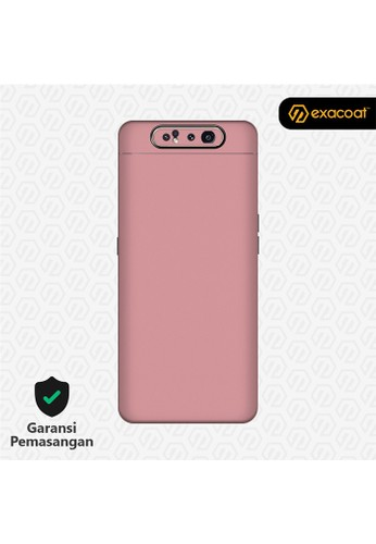 Exacoat Galaxy A80 3M Skin / Garskin - Blush Pink - Cut Only 3D03CES4B57D28GS_1