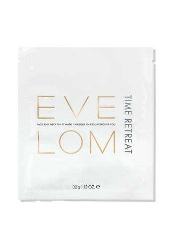Eve Lom EVE LOM Time Retreat Face and Neck Sheet Mask EFDB9BE271B60FGS_1
