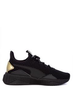 45eb30a17909 Puma black Defy Varsity Women s Training Sneakers 1F8B9SHBF7FD2EGS 1