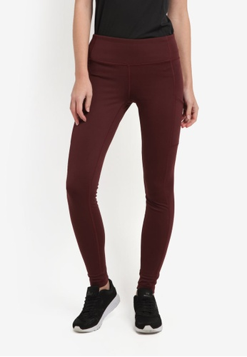 Patagonia red Pack Out Tights PA549AA0RQB4MY_1