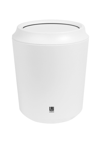 Umbra white Corsa/Kera Can With Lid 54B59HL05D7564GS_1