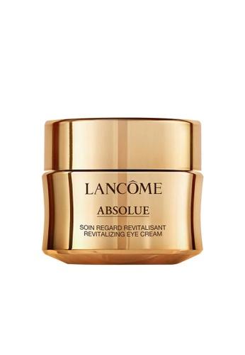 Lancome gold Lancome Absolue Revitalizing Eye Cream 20ml A9113BE4D7E817GS_1