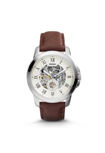 Fossil GRANesprit holdingsT機械男錶 ME3052, 錶類, 紳士錶