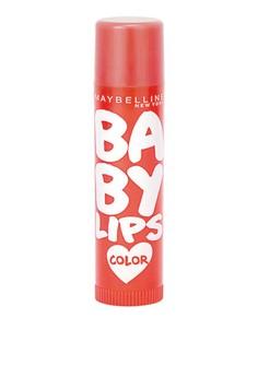 Baby Lips Love Bright Tangerine Pop Bl