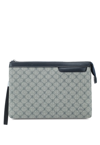 Playboy blue Playboy Clutch Bag E8128AC8432300GS_1