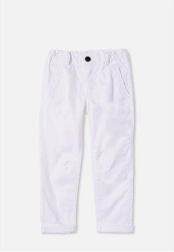 Cotton On Kids white Roller Chino 86C03KA93B3A8DGS_1