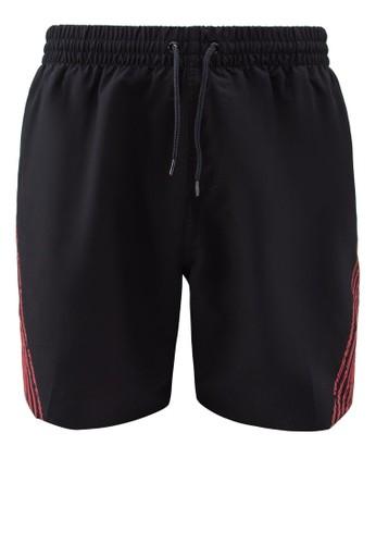 18&quotesprit hk分店; 配色彈性繫帶沙灘褲, 服飾, 服飾