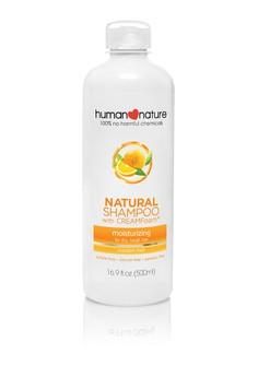 Natural Moisturizing Shampoo In Mandarin Fresh