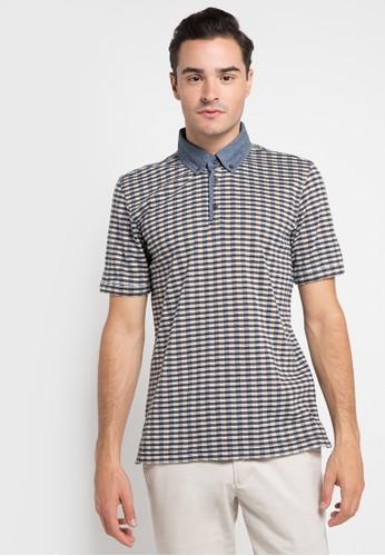 Watchout! Jeans multi Short Sleeve Polo Shirts 032 WA971AA0UCE7ID_1