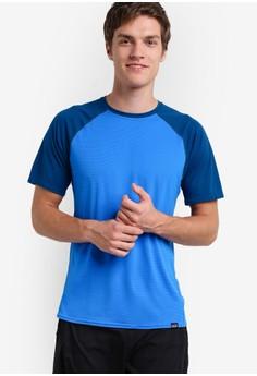Image of Cap Lightweight T-Shirt