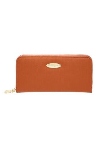 British Polo brown British Polo Lynn Zipper Wallet B004FACB64A619GS_1