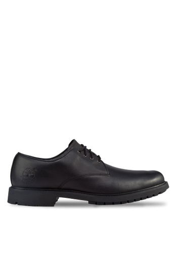 Timberland black Timberland Men's Stormbucks Plain Toe Oxfords TI845SH46NTHSG_1