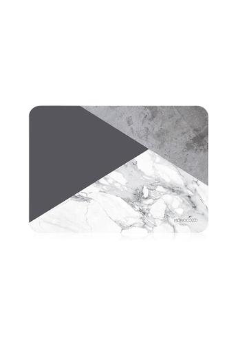 Monocozzi black Pattern Lab - Hardshell Case for MacBook Pro w/ USB-C (2016-2019) MO983AC25OAOHK_1