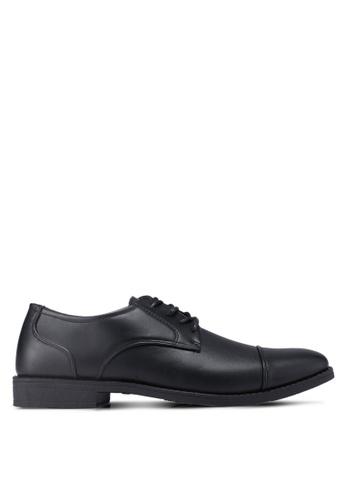 Bata black Bata Men Dress Shoes 743A3SH7ADF080GS_1