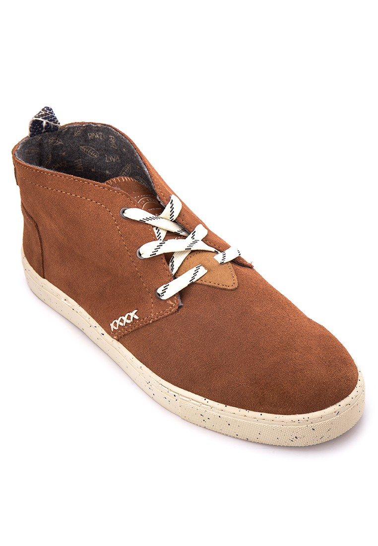 Field Laced Up Mens Boots