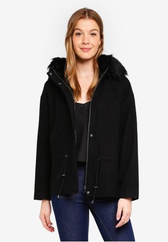 Buy Sisley Faux Fur Jacket  3949c0782