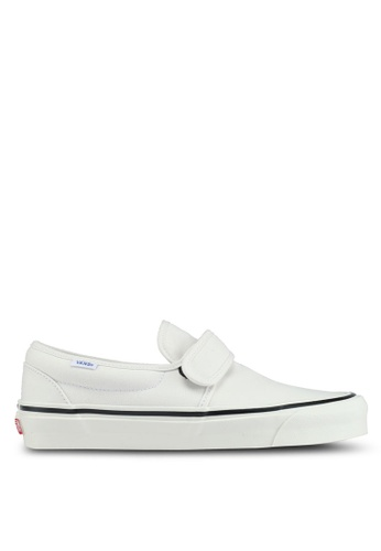 VANS white Slip-On 47 V DX Anaheim Factory VA142SH0SWS2MY_1
