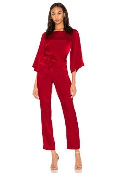c47881fed24 LPA red Rosita Jumpsuit(Revolve) E1431AAEDD4379GS 1