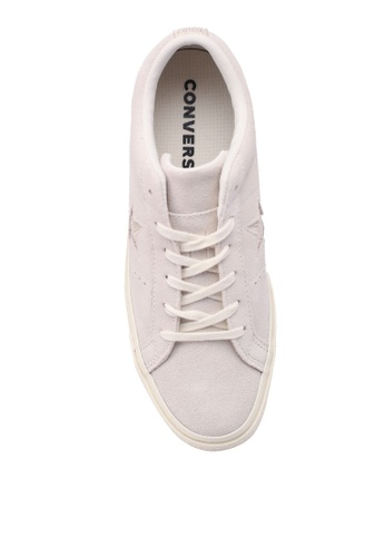 b6b4f060f07a4 Buy Converse One Star Suede and Previous Metallic Logo Ox Sneakers Online  on ZALORA Singapore