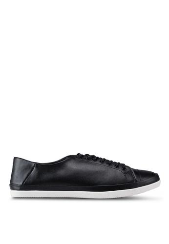 Keddo 黑色 休閒低筒運動鞋 A3AFASHBDE101EGS_1