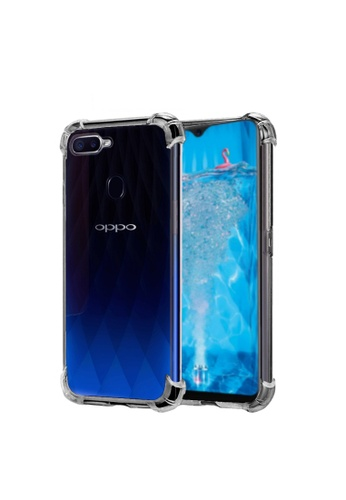 best service dce24 81b97 German Import Shockproof Silicone Case for Oppo F9