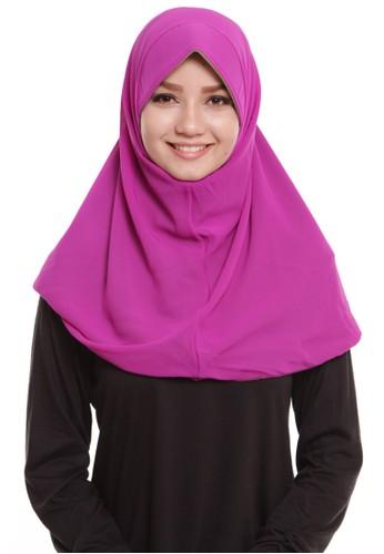 Mybamus Bolbal Hijab Blouse Pink