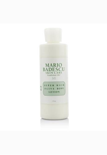 Mario Badescu MARIO BADESCU - Super Rich Olive Body Lotion - For All Skin Types 177ml/6oz 7DFDBBEEAF060AGS_1
